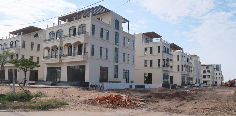 Palm Garden construction