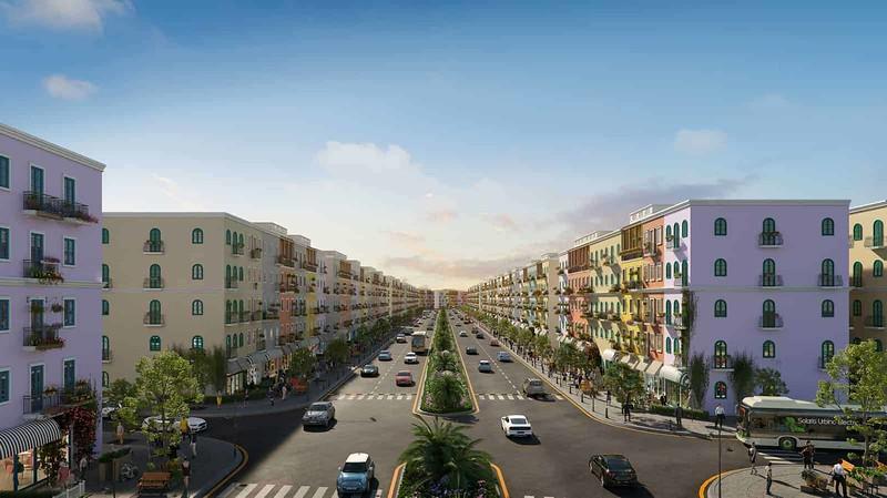 Sun Grand City New An Thoi Road