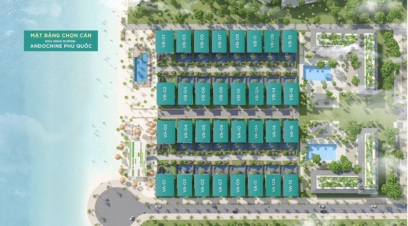 Andochine Resort and Spa Phu Quoc