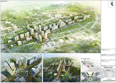 Phu Quoc old airport masterplan