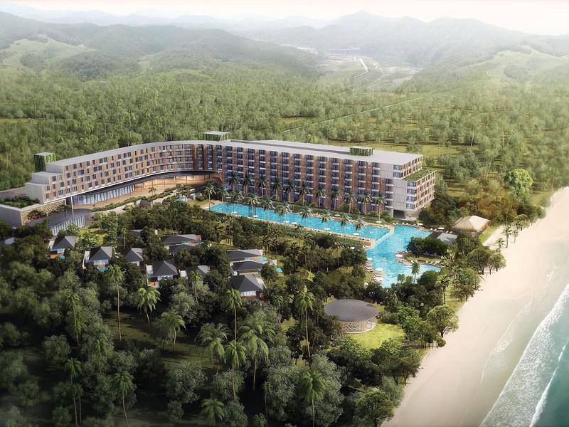 Crowne Plaza Phu Quoc Starbay