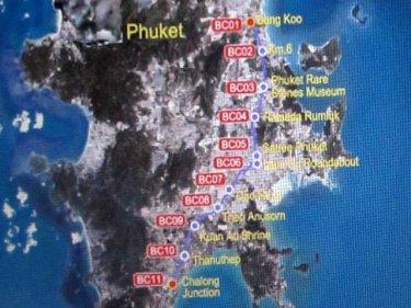 Phuket Mass Transit Link
