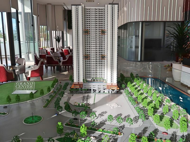Grand Center model