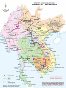 Connecting the railways of the Greater Mekong Subregion