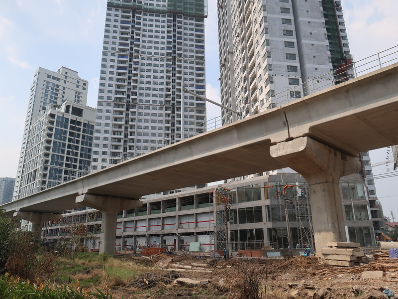 Living In Asia News - Saigon construction update