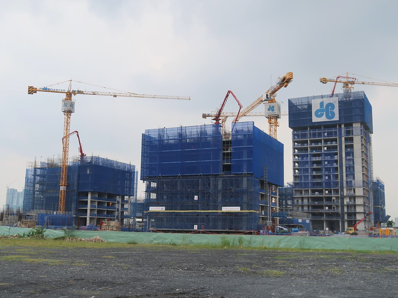 Linden Residences and Tilia Residences - Under construction