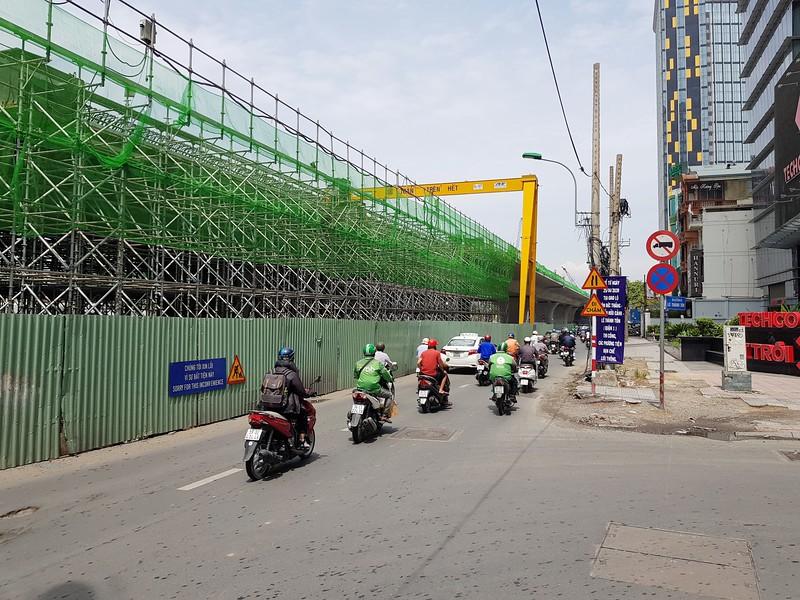 Thu Thiem 2 Bridge Le Thanh Ton