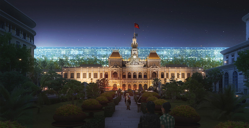 HCMC City Hall Extension
