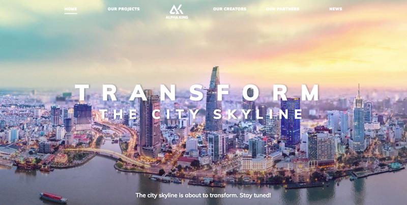 Alpha King - Transform the city skyline
