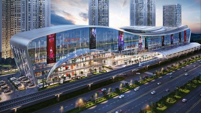 Vincom Mega Mall Thao Dien (Original Plan)
