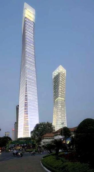 Saigon Centre Phase 2 (2008 Version)