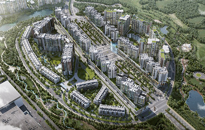 Celadon City - Tan Phu