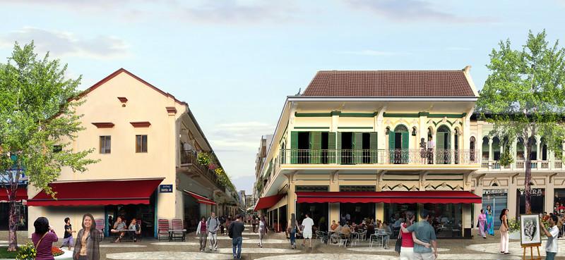 Cholon Redevelopment: Phu Dinh Street