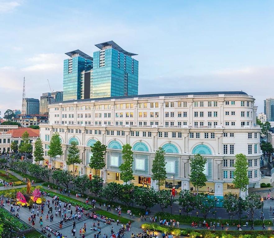 Mandarin Oriental Saigon