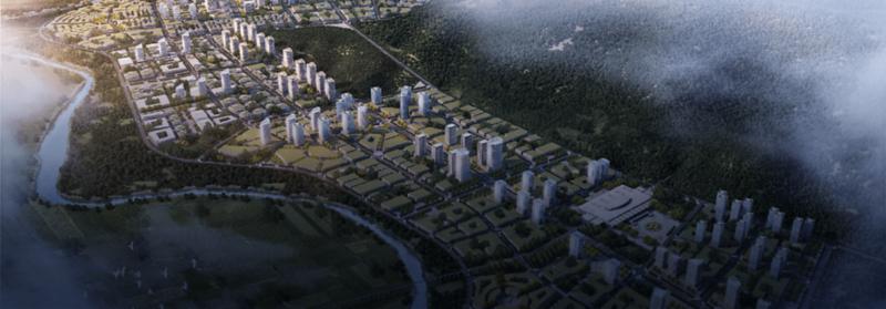 The First BCB Powered Smart City: Yatai City