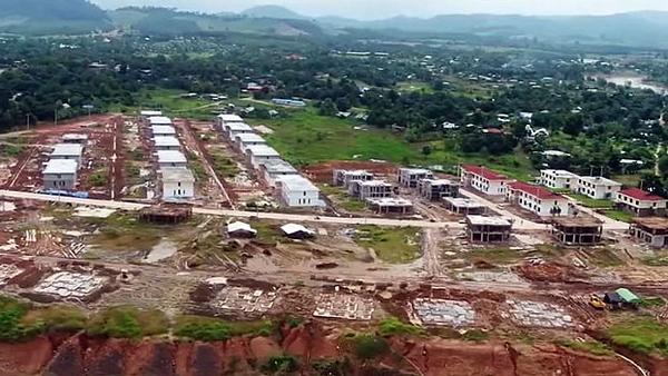 Shwe Kokko construction