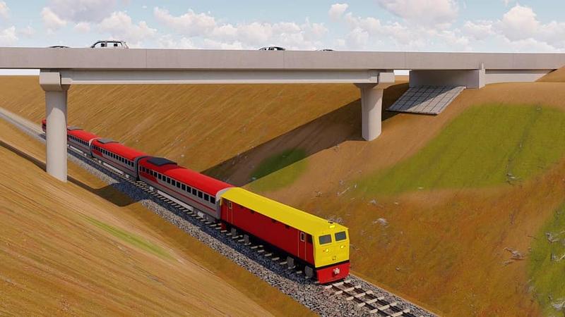 Chumphon - Ranong rail