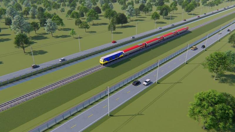 Chumphon - Ranong railway