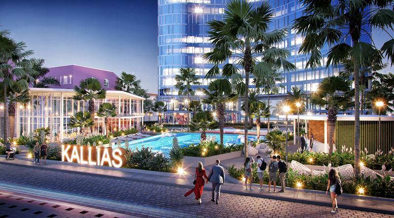 Kallias Complex City