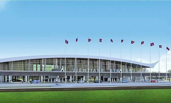 Vientiane Station