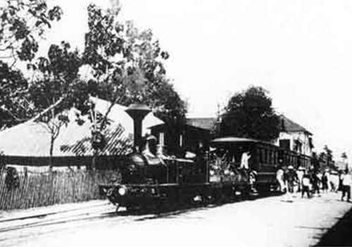 Saigon - My Tho Railway