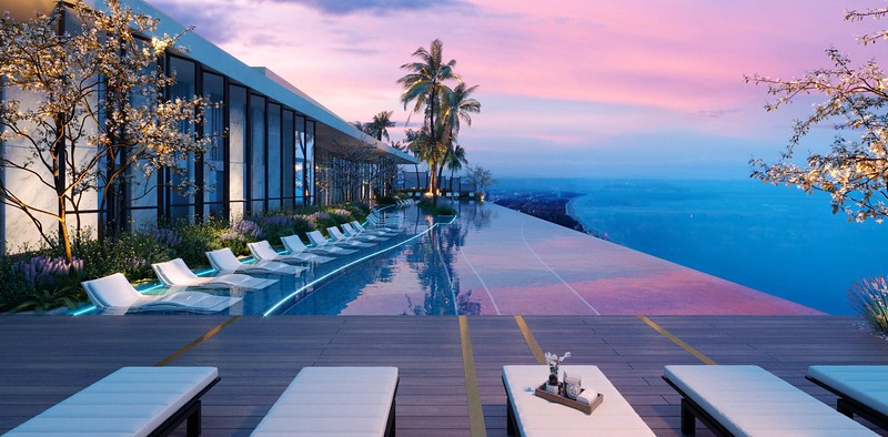 The Song Infinity Pool