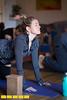 Agni Ma Mushkin teaches MOnday morning yoga bootcamp at Kashi Atlanta on  McLendon Ave NE.