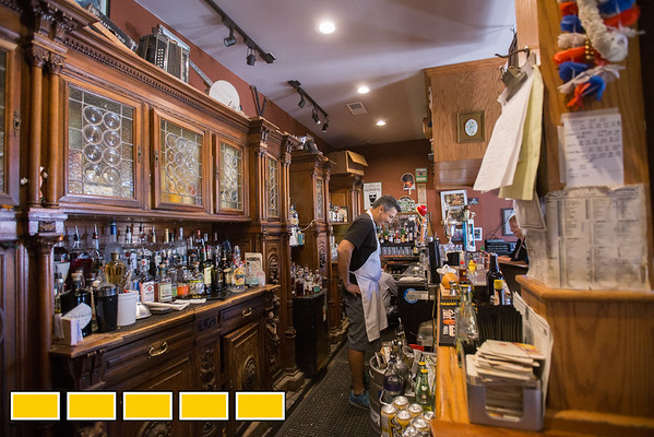 The inspiration for Steinbeck's Ale House in Decatur came from a single meal at an independent trattoria in the cinque terra region of Italy.  They pride themselves on maintaining constant quality of service, food and drink.