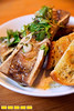 King + Duke in Buckhead offers a decadent off menu smoked bone marrow dish nightly by request.  The item was once on the menu and is requested regularly.  Another off menu at King + Duke is avocado toast. (Jenni Girtman / Atlanta Event Photography)