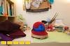 Tina Kite makes custom hats, including church hats, fascinators and embellished headbands.
