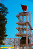 The Olympic Torch Tower from the 1996 Olympic Games in Atlanta.