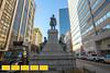 The Henry Grady Statue @ Marietta and Forsyth Street. (Jenni Girtman/Atlanta Event Photography)