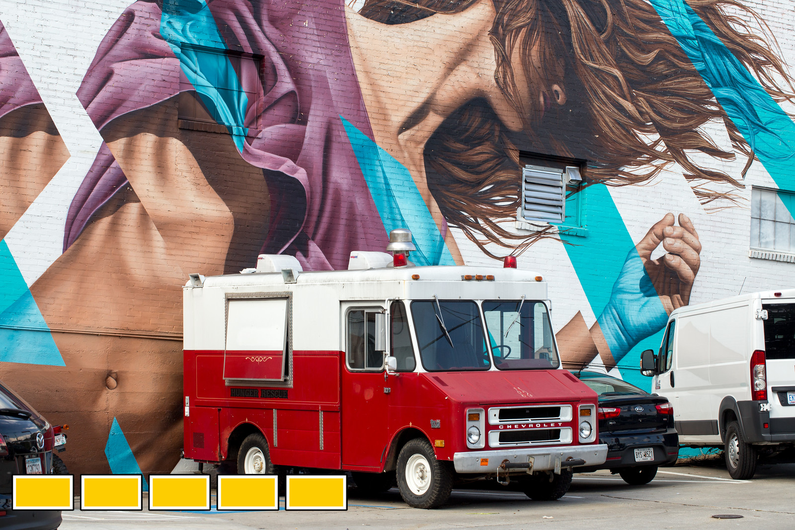 The Eastside Beltline is continuing to evolve, including here at Ponce de Leon Ave. The Beltline has new art installations, murals and sculptures.  (Jenni Girtman / Atlanta Event Photography)