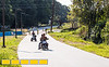 The Westside Trail Beltline is now officially open with paved paths, lighting and security cameras from Adair Park to Washington Park.  (Jenni Girtman / Atlanta Event Photography)