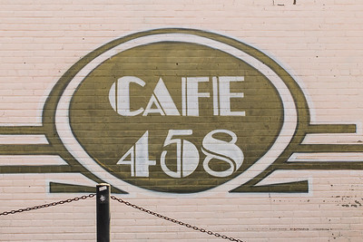 Cafe 458, open only for Sunday brunch, is one of several programs at the Atlanta Center for Self Sufficiency.  Volunteers work the shift as cooks, waitstaff, hostess and cashier.  All income supports the effort to provide homeless with clothes, resources and job opportunities.  (Jenni Girtman / Atlanta Event Photography)