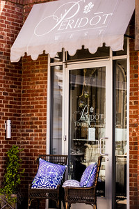Westside Provisions District offers shopping on both side of Howell Mill Road.  The retail options in the area include Perdot West with home decor, jewlery, antiques and distinctive gifts are available.  (Jenni Girtman / Atlanta Event Photography)