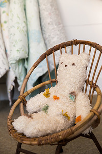 Blabla Kids has a store front and studio in Virgina Highlands. The most recent additions include Nou Nou the bear.  The hand-made, modern, eco-friendly, knitted dolls are made in Peru of all-natural materials and are whimsical and cuddly.  Blabla sells wholesale to boutiques all over the world.  (Jenni Girtman / Atlanta Event Photography)