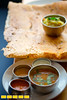 Madras Mantra is a vegetarian restaurant in Decatur that features authentic Indian cuisine.