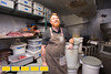 Kevin Douglas Ouzts is the Chef at The Spotted Trotter Charcuterie where he creates artisian smoked meats and sausages.