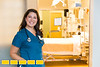 Dana fugaro left her long time position at Turner Sports to pursue her career as an ICU nurse at Emory.