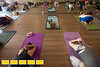 Sacred Sweat Yoga offers Hot Vinyasa Yoga on Flat Shoals Ave SE in Alanta and has an alternate location in The Old Fourth Ward that offers Vinyasa Yoga.