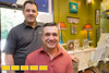 Michael Minga and Floyd Smith left their banking careers to open Vivid Boutique in Decatur.
