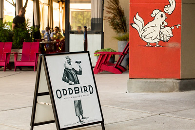 "Oddbird is found popping up at West Egg off Howell Mill on the second Wednesday of every month.  The staff gets creative, small individual pies are added to the menu, an ""Oddbird"" special is available and fried chicken, waffles and biscuits are always served.  (Jenni Girtman / Atlanta Event Photography"