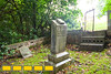 This cemetery sits aside Peachtree Baptist Church on Briarcliff Road.  The church was founded in 1847 and is the oldest Baptist congregation in Atlanta.  The cemetery holds several confederate soldiers and infants. Headstones show birth dates from the early 1800's.