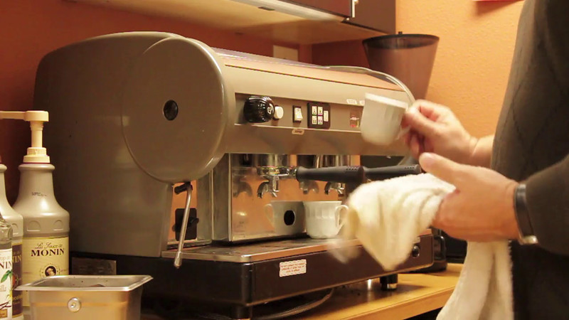 The Espresso Machine - Part 1 of 2