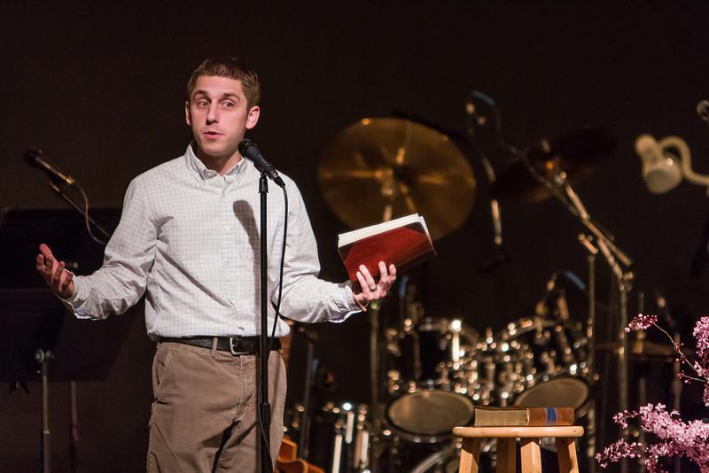 Pastor David Brashler