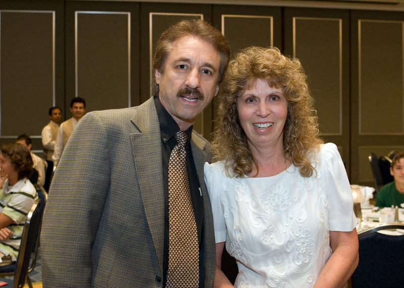 Ray and Sue Comfort (Founders of Living Waters Publications)
