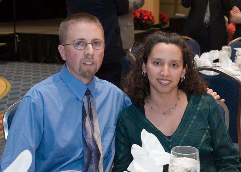 Jacob (Stock Manager) and Sarah Comfort