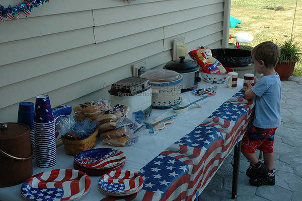 2007 - July 4th Party