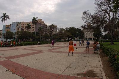 Plazas of Centro Havana